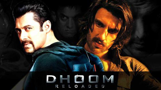 Ranveer Singh et Salman Khan dans «Dhoom Reloaded» ?