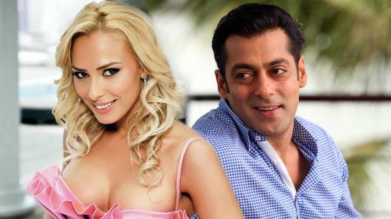 Salman Khan et Iulia Vantur sont inséparables