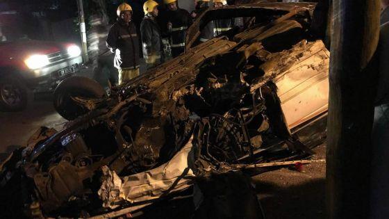 Accident à Candos : un conducteur testé positif à l'alcootest