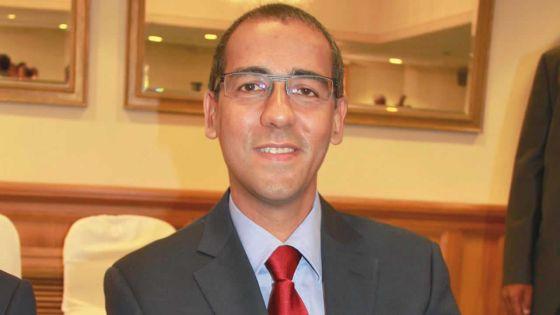 Osman Mahomed :«J'ai adopté une politique de proximité»