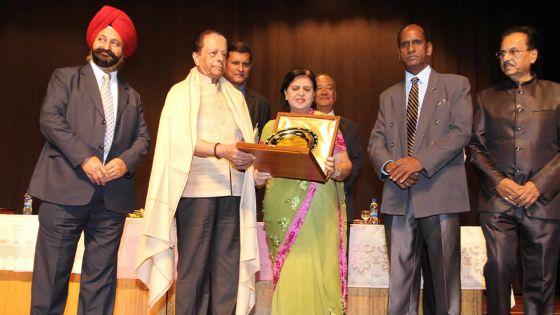 Le haut-commissaire indien : «Sir Anerood Jugnauth est apprécié même jusqu'en Inde»