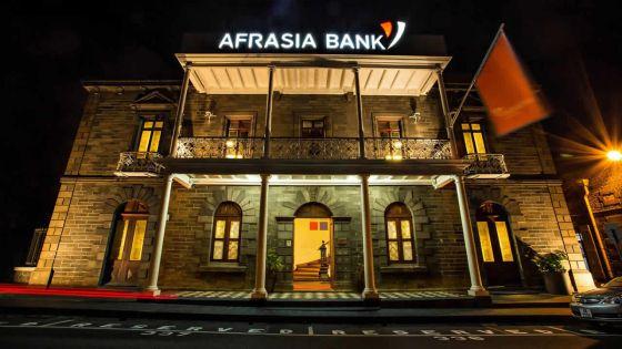 AfrAsia élue meilleure banque à Mauricepour la troisième fois