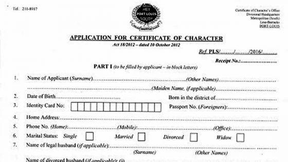 Ayant égaré le reçu d'une amende payée en 2010 : il n'arrive pas à faire enlever un délit de son certificat de caractère
