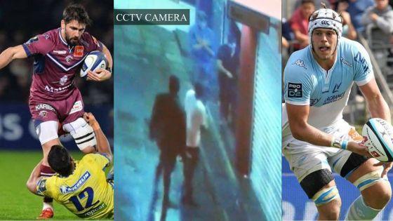 Extorsion et coups et blessures: les agresseurs des rugbymen identifiés grâce à une caméra