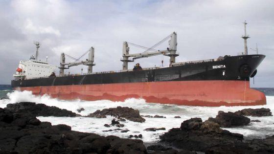 MV Benita: l'État en quête d'un consultant pour évaluer les dégâts à l'écosystème