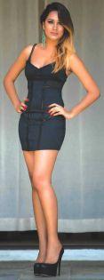 Confidences de la Top Model Jeminah Luchmiah