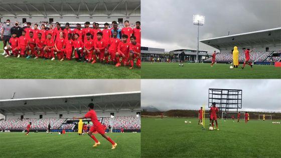 Côte-d'Or: nouvelle pelouse, retour des joueurs de l'académie de Liverpool