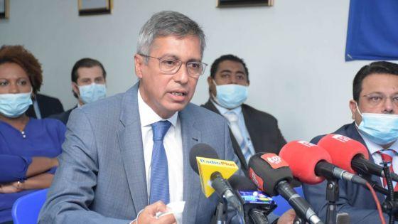 Xavier-Luc Duval sur la relation opposition-speaker : « Repartir sur de nouvelles bases »
