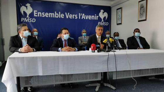 Xavier-Luc Duval : « Une dégradation de la situation » dans des institutions publiques