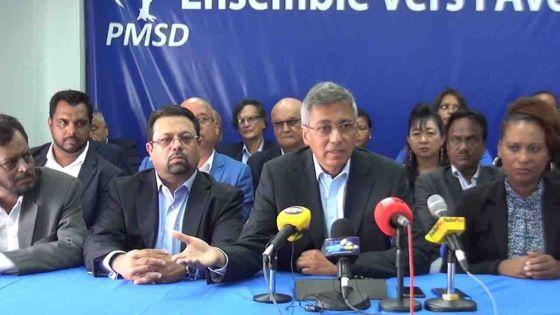 Xavier-Luc Duval : «Bodha est l'un des seuls qui a une réelle chance de conquérir une bonne partie de l'électorat du MSM»