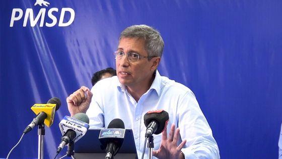 Xavier-Luc Duval : « Un budget populiste et dangereux pour l'avenir, marke garde »