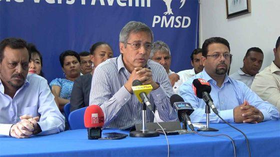 «Il faut revoir le fonctionnement des élections à Maurice», soutient Xavier-Luc Duval