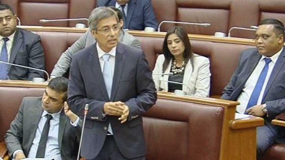 Débats sur le Budget 2019/20 : Xavier-Luc Duval demande au board de la BoM «de se ressaisir»