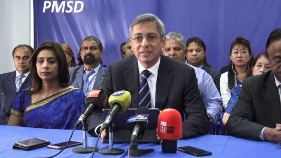 Wakashio : XLD réclame la démission du gouvernement et des élections générales anticipées