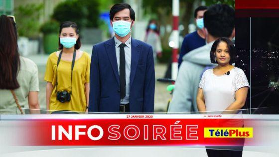 [Info Soirée] Coronavirus : 13 étudiants mauriciens en cours d'évacuation, les vols vers la Chine toujours opérationnels