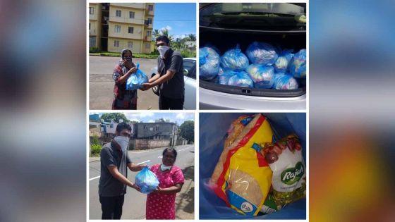 Acte de solidarité - L'ONG IgnitedMinds vient en aide aux habitants de l'Est