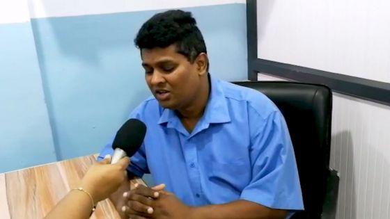 Nomination Day : Yogesh, malvoyant : «Être en situation de handicap ne veut pas dire qu'on ne peut pas militer pour le bien-être de son village»