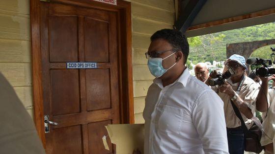 Enquête sur l'emploi fictif allégué de Constituency Clerk : Sawmynaden interrogé «under warning» au CCID
