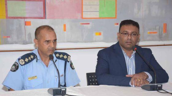 Confinement total/fermeture des commerces : suivez en direct la conférence de presse du ministre Yodiga Sawmynaden