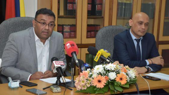 Achat masques/équipements médicaux : le beau-frère du DG de la STC n'a pas décroché de contrat auprès de cet organisme, affirme Sawmynaden