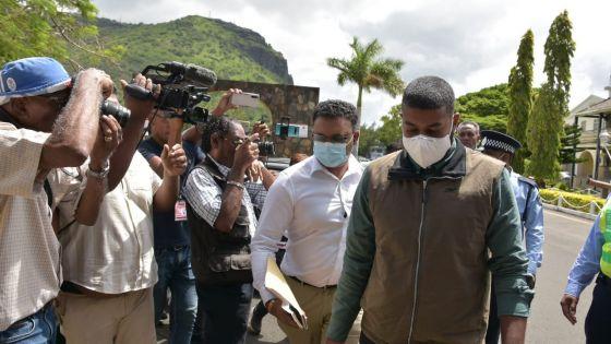 Emploi fictif allégué : Sawmynaden affirme qu'il remettait Rs 15 000 en «cash» directement  à Soopramanien Kistnen chaque mois