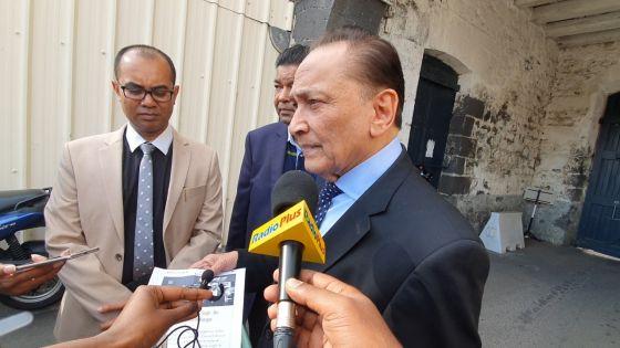 Complot allégué contre Sherry Singh : «Aucune preuve contre mon client», dit Me Mohamed