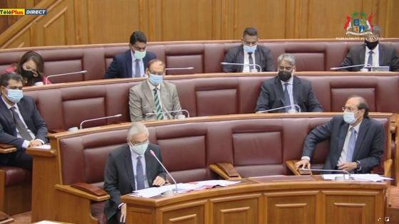Parlement : la PNQ axée sur les Rodriguais bloqués à Maurice