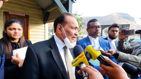 Affaire «Sherry Gate» : « Les accusateurs deviendront des accusés », dit Me Mohamed, avocat d'Ashley Hurhangee