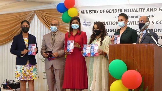Kalpana Koonjoo-Shah : « La Children's Court sera inaugurée dans les semaines à venir »