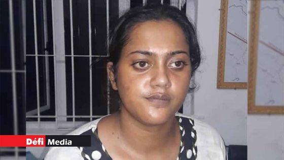 Vallée-Pitot : l'ex-épouse de Peroomal Veeren de nouveau arrêtée