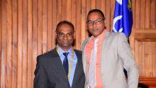 Mahfooz Moussa Cadersaib Hossen élu nouveau maire de Port-Louis