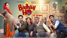 Badhaai Ho : Un film hautement conseillé!