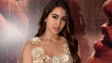 Sara Ali Khan décroche le trophée du Fresh Face of the Year