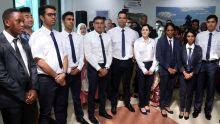 Air Mauritius Institute : la Flying Academy présenteses premiers élèves pilotes