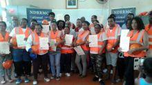 À Résidences La Cure : 22 habitants formés pour lutter contre les désastres naturels
