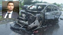 Hemraz Nohur meurt carbonisé dans sa voiture : le rapport du FSL déterminant pour la suite de l'enquête