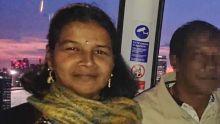 Son épouse meurt dans un accident  Navin Sepersad: «Une partie de moi-même est anéantie»