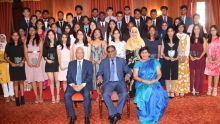 Reception for Laureates 2018