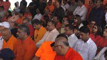 1er-Mai : Nilen Vencadasmy et Avinash Teeluck sur l'estrade