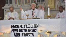 Messe du Travail : le respect et la dignité des travailleurs plébiscités