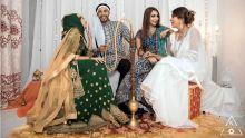 Shaja Khodabuccus : Glamorous Eid