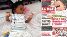 Abandonnée à la naissance, la petite Maria est décédée : retour sur une histoire tragique