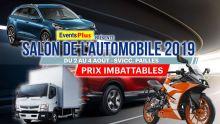 Salon de l'automobile 2019 : l'édition 2019 carbure de nouveautés et d'offres imbattables