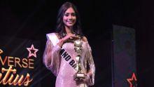 Jade Motee, 1st runner-upof Miss Universe Mauritius