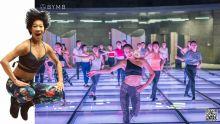 Fitness :Jennifer Li fait fureurà Shanghai