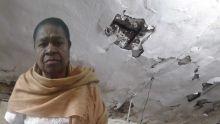 Logement insalubre : elle sollicite l'aide du public pour la réparation de son toit
