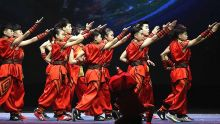 Spectacle - The Legend of Kung Fu : un spectacle de haute voltige