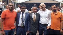 Conseil de district de Savanne : le nouveau président, Narainsamy Seeneevassen dit dédier cette victoire au Premier ministre