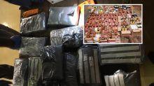 Saisie de près de 30 kilos de haschich au port : le suspect reste en détention