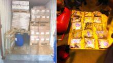 Saisie de 120 kilos d'héroïne valant Rs 2 mD : Interpol sur les traces de l'importateur en Afrique du Sud